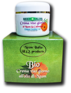 Crema viso giorno al neem
