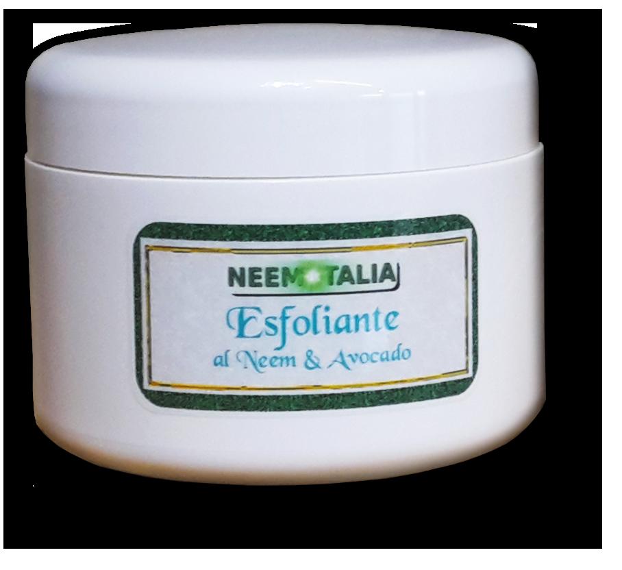 Esfoliante con olio di neem