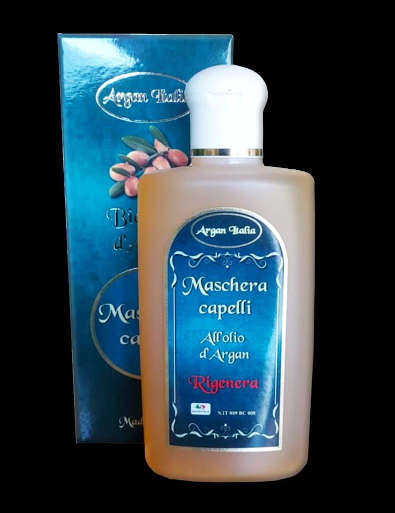 Maschera Capelli all'olio di Argan