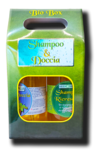"Bio Box ""Doccia & Shampoo"""