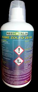 Confezione di Rame e Zolfo 20-10